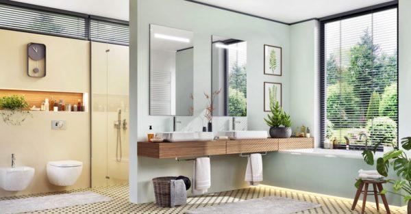 Jak zapobiegać zawilgoceniu łazienki?
